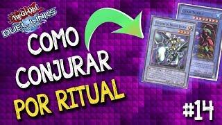Como fazer invocação de monstros por ritual! Desça monstros de 3000 de ataque no primeiro turno!