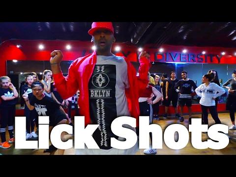 Missy Elliott  Lick Shots  Choreography   @thebrooklynjai
