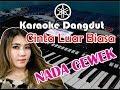 Cinta Luar Biasa - Karaoke Dangdut Koplo Versi Cewek (Yamaha PSR Style)