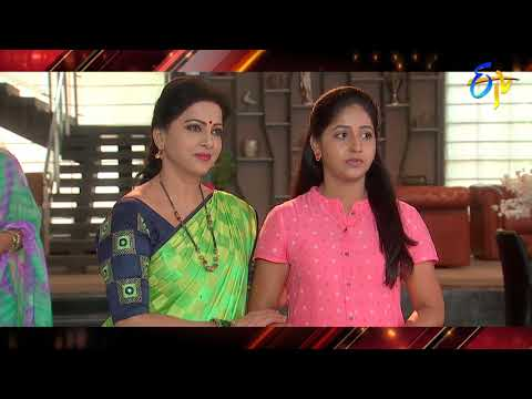 Seethamma Vakitlo Sirimalle Chettu | 13th June 2019 | Full Episode No 1180 | ETV Telugu from YouTube · Duration:  20 minutes 38 seconds
