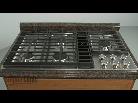 Kitchenaid Gas Downdraft Cooktop Installation Model Kcgd506gss