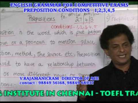 BEST ENGLISH GRAMMAR   TRAINING IN CHENNAI -  PH:9840749872