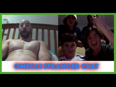 Chatting With Strangers On Omegle!! S/O To The Kid Who Pulls Cones For The Views