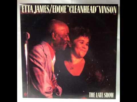 """Etta James & Eddie """"Cleanhead"""" Vinson Teach Me Tonight"""