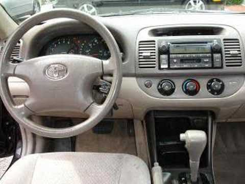 2003 Toyota Camry Se V6 Used Cars In Framingham Youtube