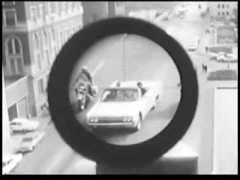 1964 SECRET SERVICE FILM (JFK ASSASSINATION RECONSTRUCTION)