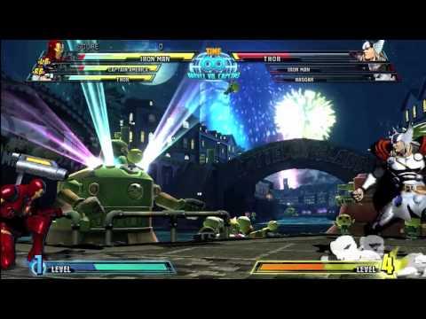 Marvel vs. Capcom 3 Avengers Assemble Achievement