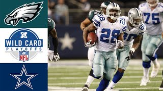 Eagles vs Cowboys 2009 NFC Wild Card