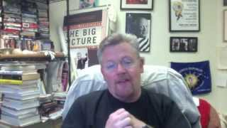 Untucked Shirts & Corporate Creativity - FaceTime with The Content Guy for 04-25-2013