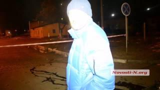 """Видео """"Новости-N"""": В Николаеве  пьяный водитель устроил ДТП"""