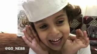 جاب اخوه الصغير للمدرسة ههههه قصي@وليد الغابر