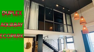 Review căn hộ Duplex Aquabay Ecopark - Review Duplex Aquabay Ecopark apartment