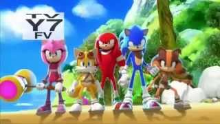 Sonic Boom and Pac-Man and the Ghostly Adventures crossover intro