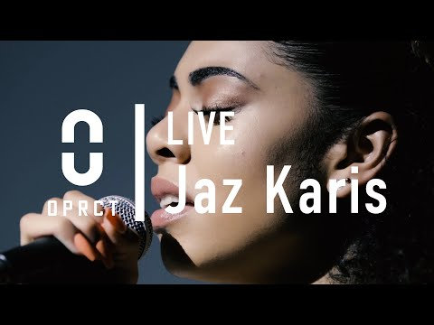 OPRCT LIVE Jaz Karis - Houstatlantavegas / Marvins Room (Drake Covers)