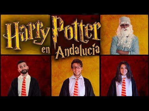 HARRY POTTER EN ANDALUCÍA