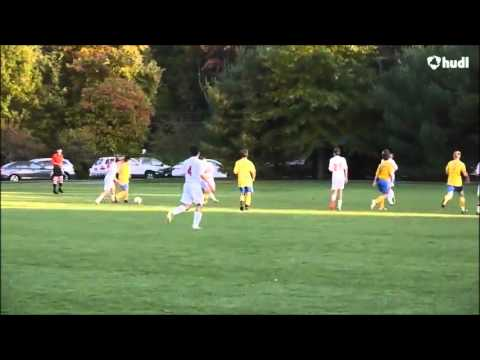 Luke Geczy Queensbury High School Varsity Soccer Highlights Freshman and Sophomore Seasons