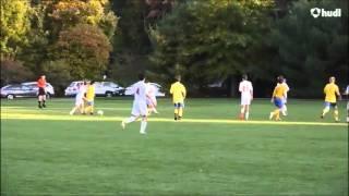 Luke Geczy Queensbury High School Varsity Soccer Highlights Freshman and Sophomore Seasons