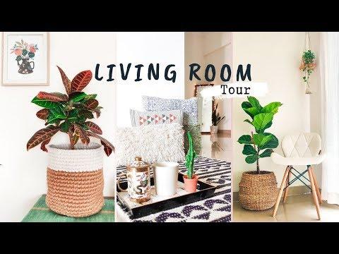 Living  Room Tour | On Popular Demand :)