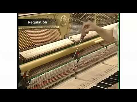 Yamaha Piano Factory Tour