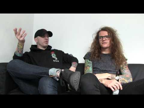 Miss May I - Back To The UK? (OFFICIAL INTERVIEW)
