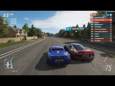 Forza Horizon 4 - Vauxhall VX220, The good old Hot Pursuit 2 Days [Ranked Adventure] thumbnail
