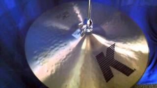 "Zildjian 14"" K Series Light Hi Hat Cymbals Demo"