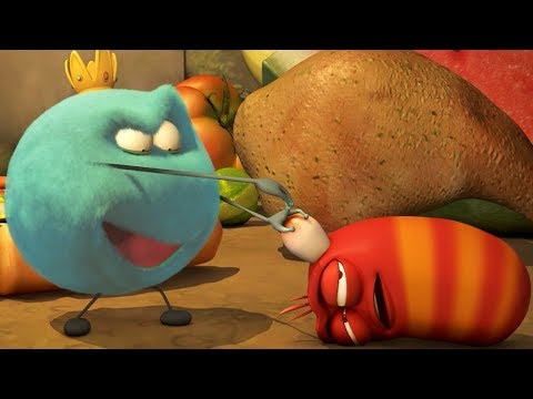 Thumbnail: LARVA - ALIEN | Cartoons For Children | HALLOWEEN | Larva Cartoon | LARVA Official