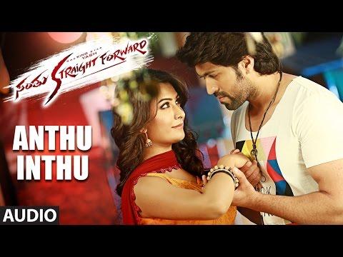 Anthu Inthu Full Song Audio || Santhu Straight Forward || Yash, Radhika Pandit