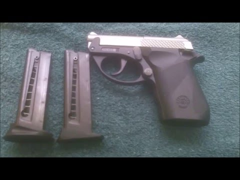 Taurus PT-22  Poly Review