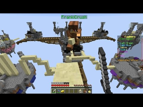 EL HACKER MAS TONTO!! - Egg Wars Minecraft
