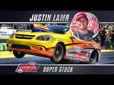 2018 Super Stock Champion Justin Lamb