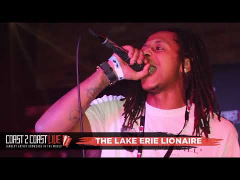 The Lake Erie lionaire Performs at Coast 2 Coast LIVE | Cleveland Edition 1/20/18 - 2nd Place