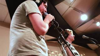 Art Brut - DC Comics & Chocolate Milkshake (Live on KEXP)