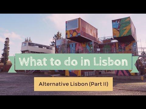 What to do in LISBON: Alternative Lisbon (PART II) (ft. OffBt Adventures)