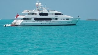 Top 10 Celebrity Super Rich Yachts and Boats