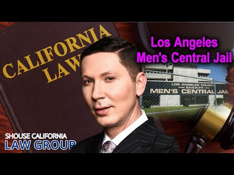 Los Angeles Men's Central Jail