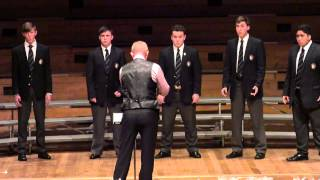 Prayer Of The Children - Palmerston North Boys