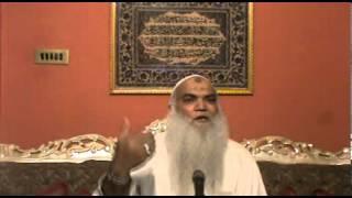 Shaikh Iqbal Salfi (jadu aur nazar sy mehfooz rehny ki dua) part 2