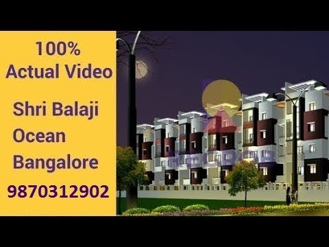 shri-balaji-ocean-chandapur-bangalore-|-actual-video-|-9870312902