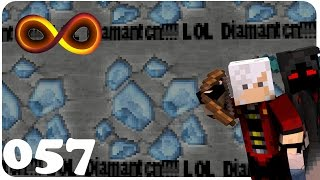 DIAMANTEN-Textur für Idioten :3 - Projekt FTB Infinity #057 [German] Let