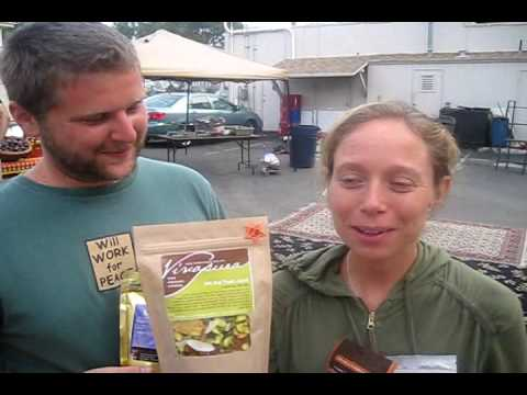 Raw Food Story #29 - Superfoods make them Smile.