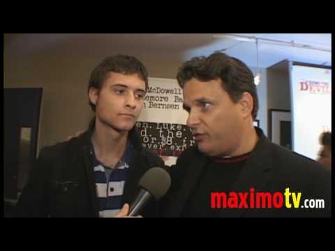 Damian Chapa and Rico Chapa  at