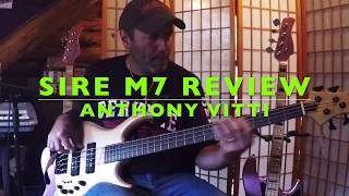 Sire Marcus Miller M7 Bass Review