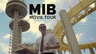 Men in Black Location Tour - Shot on the Spot