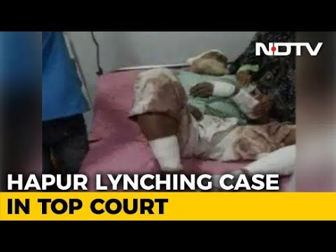 UP Lynching Survivor's Petition In Supreme Court Today After NDTV Expose