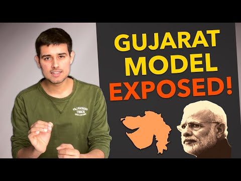 Reality of Gujarat Model by Dhruv Rathee  | All aspects of Economy, growth, HDI, Investment & more