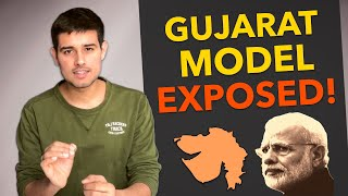 Reality of Gujarat Model by Dhruv Rathee All aspects of Economy growth HDI Investment & more