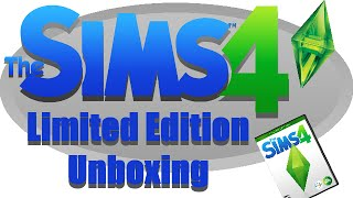 Sims 4 Limited Edition Unboxing [German] [HD]