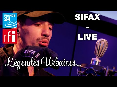 Youtube: Légendes Urbaines : Sifax – live