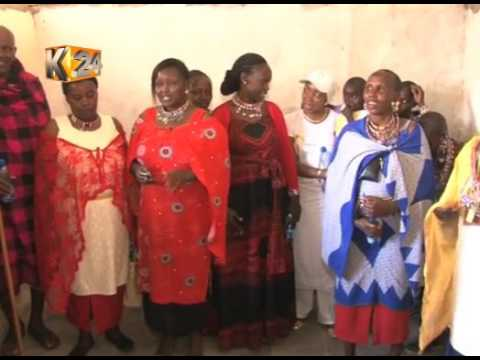 Widows forced to live away from the community on death of husband in Kajiado